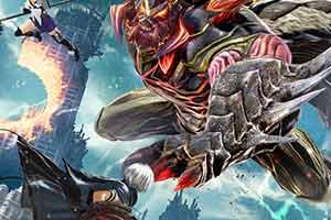 《噬神者3》官方中文Steam正版分流免安装下载发布!