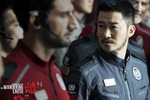 """吴京:""""给中国科幻电影一个机会 它是另外一个爆款"""