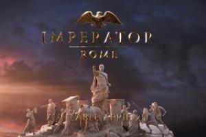 P社大战略游戏《大将军:罗马》发售日/PC配置公布