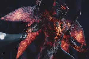 《鬼泣5》最强Boss战试玩影像 但丁变身魔人依然被虐