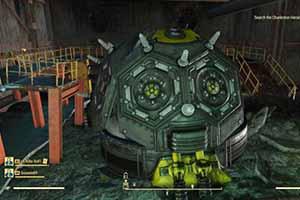 《辐射76》玩家利用Bug进入未开放避难所 截图流出!