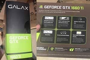 传言GTX1660Ti显卡本月22号发售 三款非公版曝光