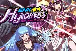 《SNK女主大乱斗》PC版公布 Steam本月21号出售!