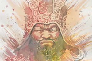 《全战三国》官方短漫画:曹操借七星宝刀刺杀董卓!