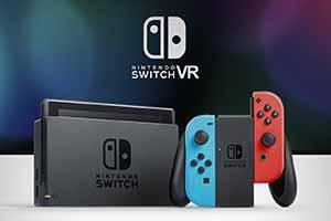 传闻:任天堂今年将公布VR计划 第一方游戏将支持VR