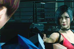 《生化危机2:重制版》98版DLC演示 相隔21年的对视