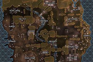 《Apex英雄》全地图各区域优劣分析 跳伞地点推荐!
