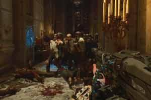 大混战!《使命召唤15:黑色行动4》僵尸模式新影像赏