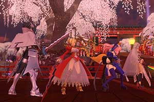《Fate/EXTELLA LINK》上架Steam 支持简繁中文