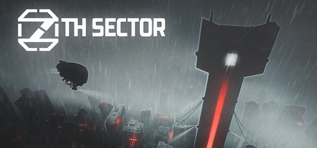 神秘的赛博朋克世界舞台游戏《7th Sector》专题站上线