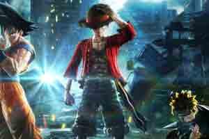 MC一周游戏销量榜:PS4《JUMP大乱斗》压群雄夺冠