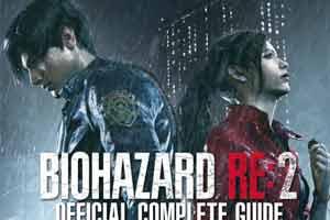 电击推出《生化2:重制》完全攻略本 游戏通关无压力!
