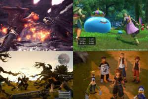 PS4日区五年游戏销量排行:大镖客2/战神居然落榜!