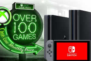 传闻:微软Xbox通行证还想登陆PS4 而不光是Switch!