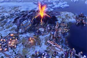 Steam一周销量排行《文明6:风云变幻》再夺榜首!