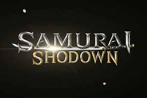SNK刀剑格斗游戏《侍魂》发售时间公布!预告片欣赏