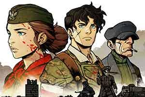二战回合制战术RPG《华沙》上架Steam!预告片首曝