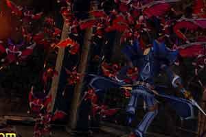 《伊苏9》最新截图赏 挥舞着二刀流的神秘背影曝光!