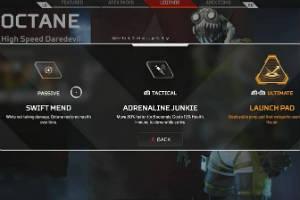 《Apex英雄》新英雄Octane技能图传出 位移能力强!