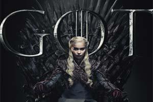 谁将登上铁王座!《权力的游戏》第八季角色海报曝光