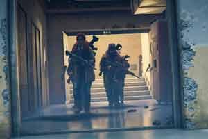 《僵尸世界大战》防卫系统新预告 一举消灭僵尸群!