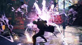 《鬼泣5》官方中文steam豪华版正版分流下载发布!