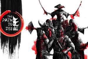 日本封建时代俯视角动作游戏《死亡之道》登陆Steam!