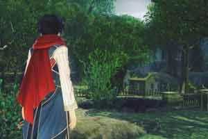 《伊苏9》最新截图曝光! 红围巾小哥身份引人猜测