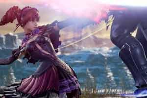 《灵魂能力6》艾米索雷尔夜光蝶系列服装将免费推出!