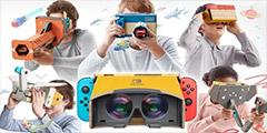 VR开发者为Labo VR辩护 预计这可能是任天堂进军VR的开始