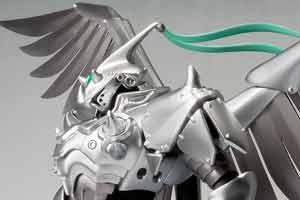 万代ROBOT魂系列《机甲界》飞甲兵可动模型赏 超酷!