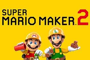 爆料:《超级马里奥制造2》或将包含双人合作模式