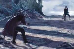 《鬼泣5》BOSS战:打架夹杂嘴炮是斯巴达家的传统
