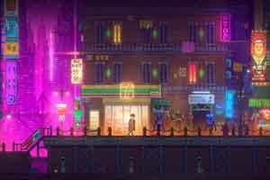 国产赛博朋克风游戏《迷雾侦探》将于4.30正式推出!