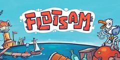 绘本风格模仿保留类游戏《漂流品》游侠专题站上线