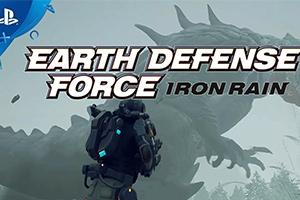 《地球防卫军》第四弹PV放出 大量新情报公布!