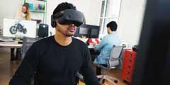 惠普发布全新Reverb VR 采用超高分辨率和轻量化设计