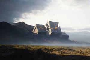 Quixel展示下一代游戏画面 虚幻4复刻冰岛以假乱真