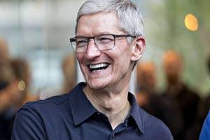 苹果CEO库克:对未来很乐观 感谢中国能够打开市场