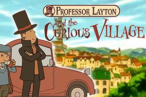 《雷顿教授与不可思议的小镇》Switch版正在开发中