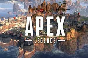 《Apex英雄》PC版更新补丁上线 游戏崩溃不用愁了!
