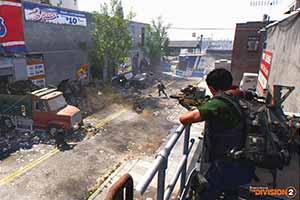 育碧公布《全境封锁2》更新补丁中将会加入的内容