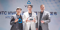 HTC Vive高层 汪丛青专访:5G时代VR将是一个杀手级的技术
