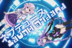 地雷社《海王星》系列游戲最新作&新OVA動畫發表!