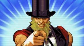 卡普空愚人節活動:《街霸5》紅白機風格射擊游戲