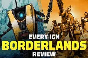 《无主之地年度版》获IGN评分8分 最终boss依旧简单!