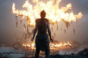 《地狱之刃:塞娜的献祭》Switch版发售日:4月11日!