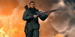同名二战题材射击游戏《狙击精英V2重制版》专题上线