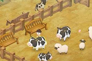 《哆啦A梦:大雄的牧场物语》新预告 养牛钓鱼乐无边