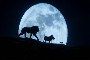 彭彭丁满正式登场!迪士尼《狮子王》最新中文预告!